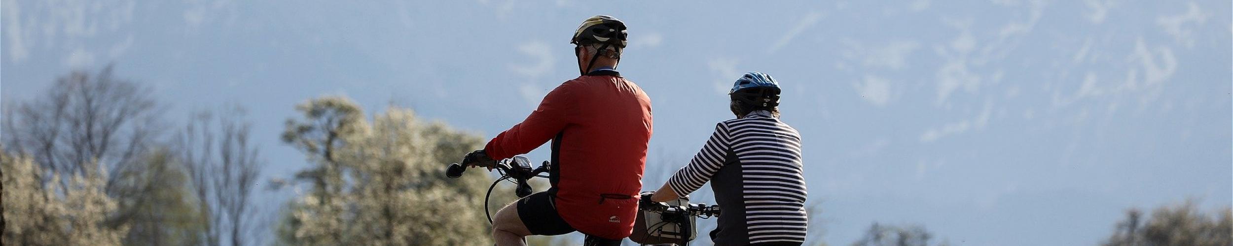 Vrije fietstocht